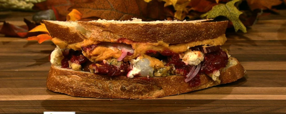Mario Batali\'s Turkey Sandwich
