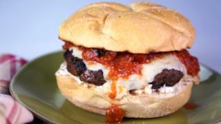 Meatball Burger