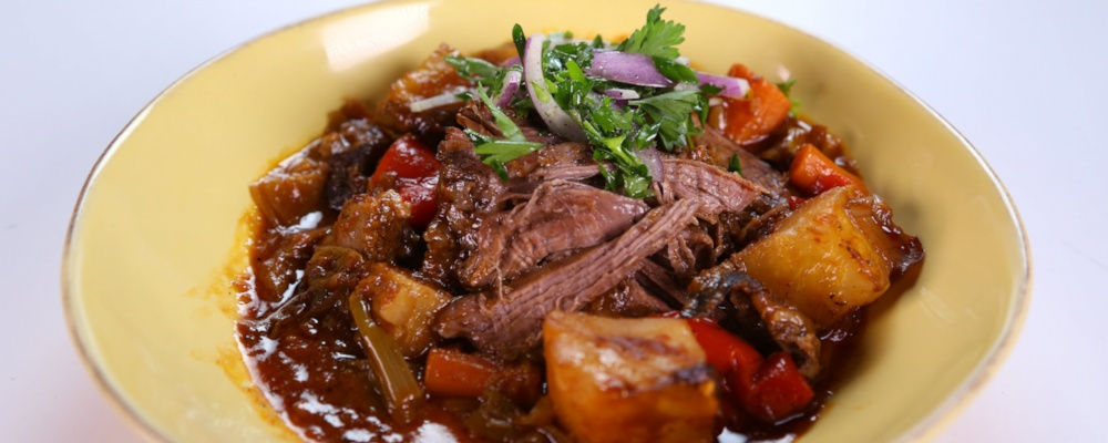Michael Symon\'s Braised Pot Roast