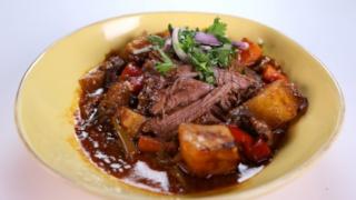 Michael Symon\'s Braised Pot Roast