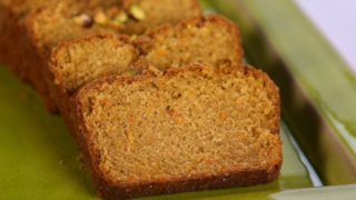 Michael Symon\'s Carrot Bread