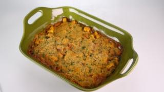 Michael Symon\'s Cauliflower Sausage Casserole