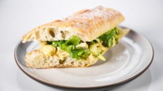 Michael Symon\'s Chicken Curry Sandwich