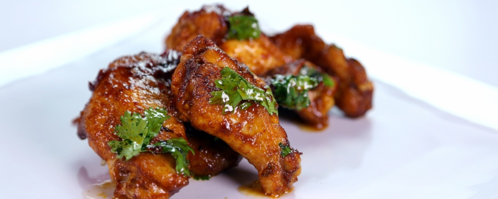 Michael Symon's Chipotle Chicken Wings Recipe by Michael Symon - The ...