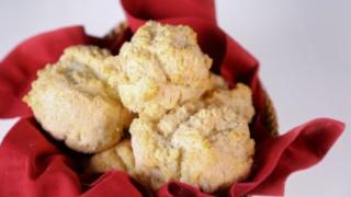 Michael Symon\'s Elvis Biscuits