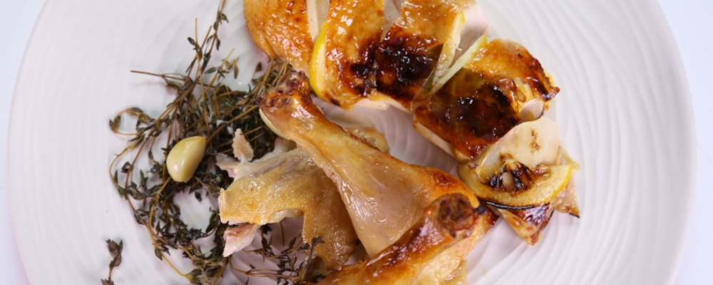 Michael Symon\'s Fact or Fiction Roast Chicken