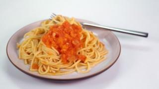 Michael Symon\'s Fresh Tomato Sauce