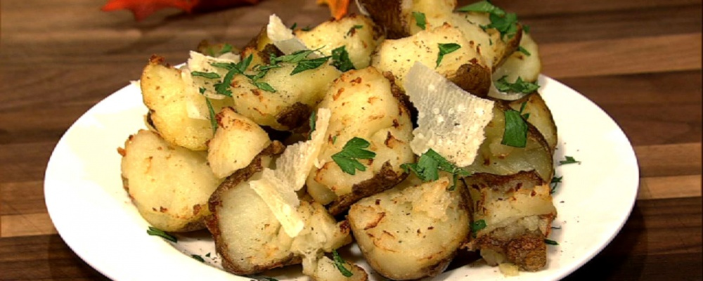 Michael Symon\'s Fried Potatoes