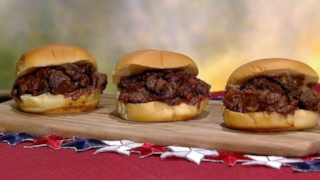 Michael Symon\'s Hunter Style Sloppy Joe