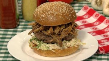 Michael Symon\'s Porky Burger