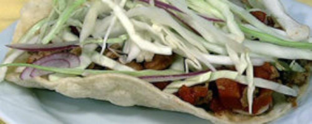 Michael Symon\'s Turkey Tacos