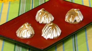 Mini Baked Alaska