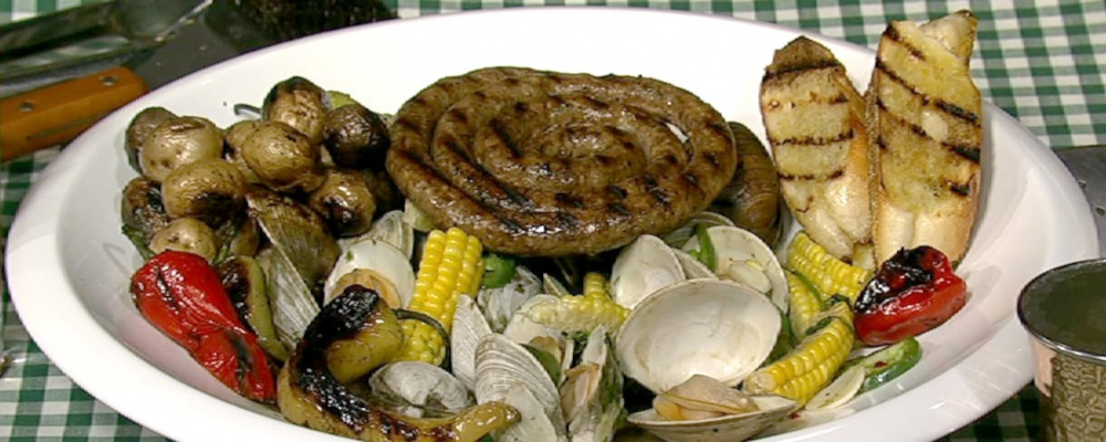 Mixed Grill Surf N\' Turf