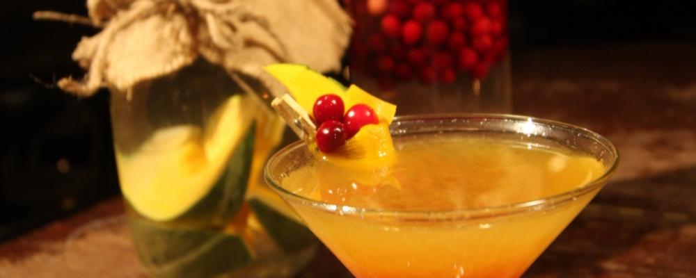 Mono + Mono\'s Cornucopia Cocktail
