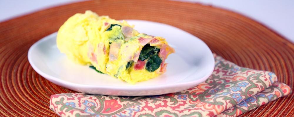 Omelette in a Jar