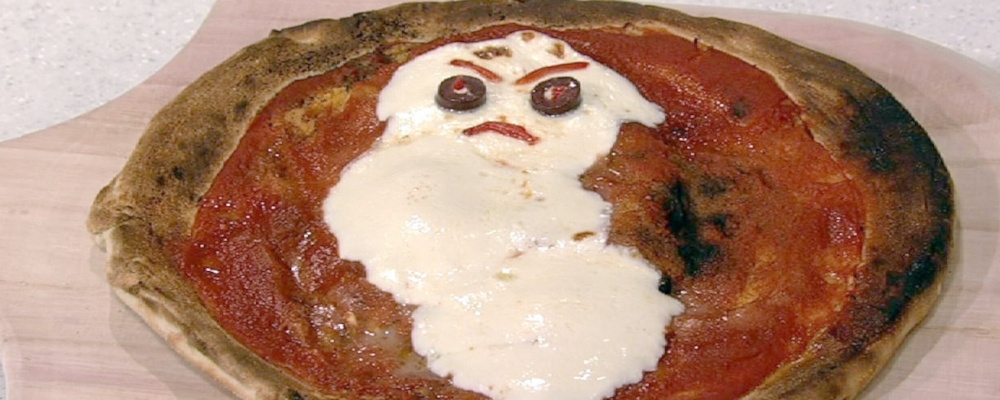 Paranormal Pizza