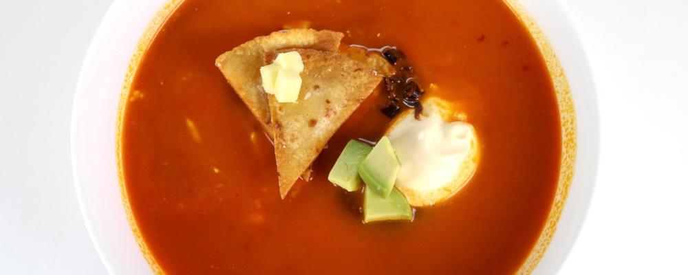 Pati Jinich\'s Tortilla Soup