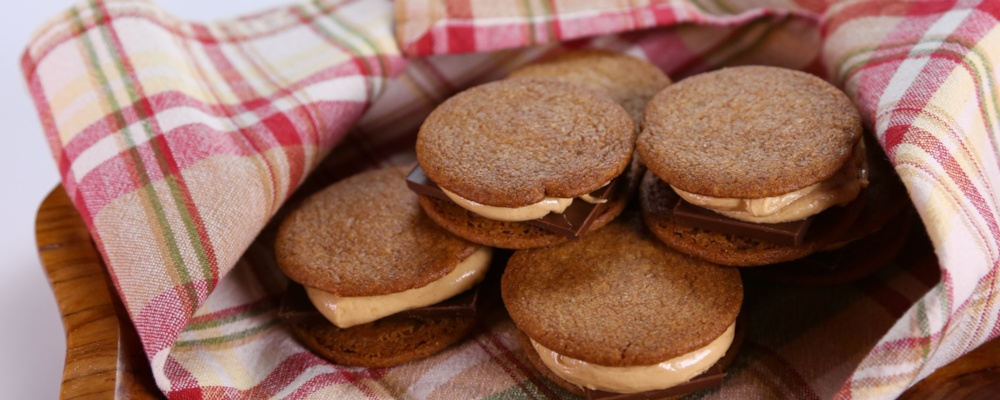Peanut Butter S\'mores