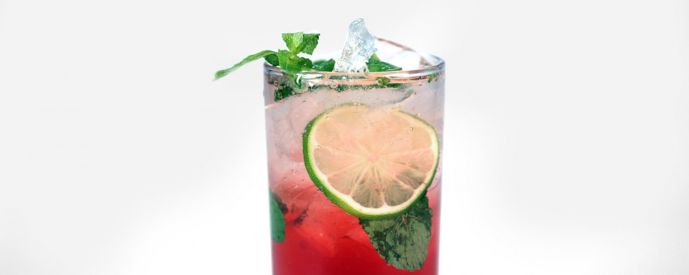 Pomegranate Mojito Recipe by Clinton Kelly - The Chew