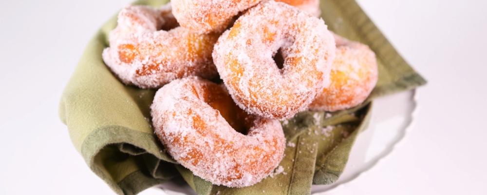 Potato Doughnuts Recipe by Mario Batali - The Chew