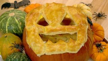 Pumpkin Pot Pie