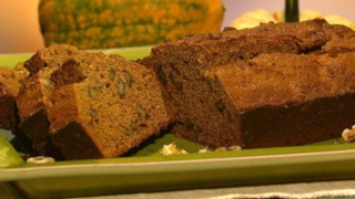 Pumpkin Power Bread