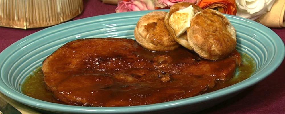 Red-Eye Gravy Recipe by Daisy Breland - The Chew