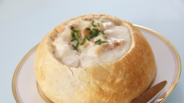 Seattle Clam Chowder