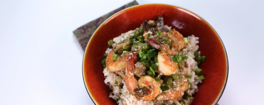 Shrimp With Lobster Sauce Recipe by Clinton Kelly - The Chew