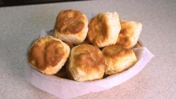 Silver Skillet Restaurant Biscuits