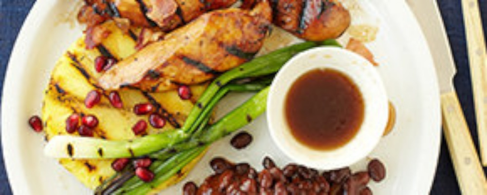 Simple Scrumptious Grilled Chicken Recipe by Bush's - The Chew