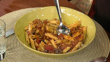 Slow-Cooker Spicy Eggplant Sauce