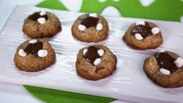 S\'mores Cookies