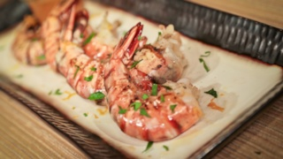 Spanish Shrimp Romesco