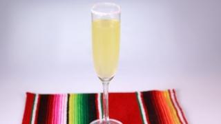 Sparkling Sour Orange Margarita