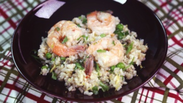 Spectacular Shrimp Scampi