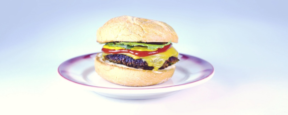 Spicy Bajan Burger