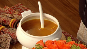 Spicy Immune-Boosting Soup