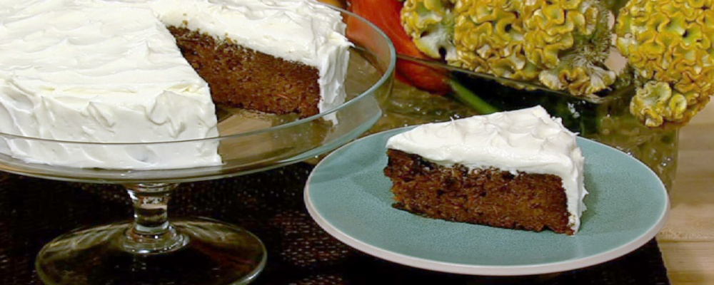 Stephanie Abrams' Carrot Cake with Maple Cream Cheese ...