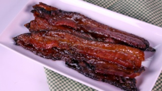 Sticky Sweet Bacon