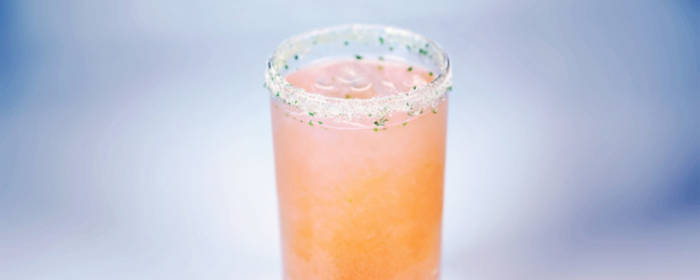 Strawberry Basil Soda Recipe by Carla Hall - The Chew