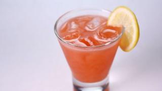 Strawberry-Sage Lemonade