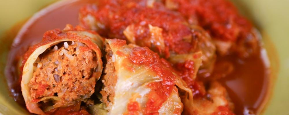Stuffed Cabbage Recipe by Michael Symon - The Chew