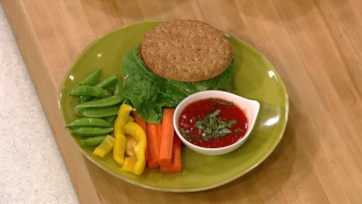 Super-Sized Sandwich Platter with Turkey