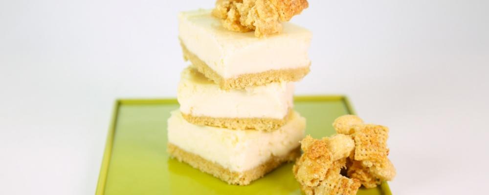 The Chew\'s Vanilla Chex?? Brittle