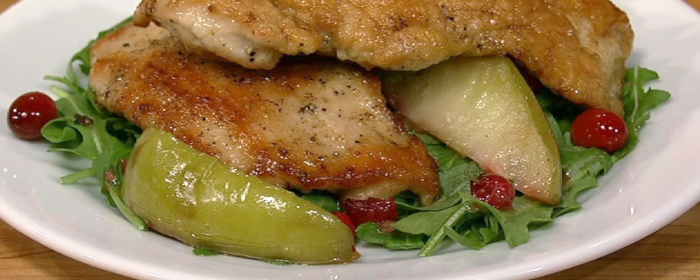 Turkey Cutlets With Cranberry Coulis Recipes — Dishmaps
