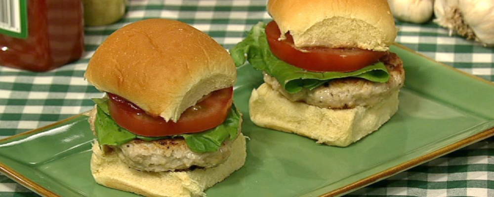 Turkey Sliders
