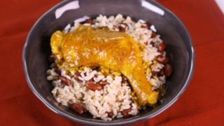 Utokia Langley\'s Red Beans and Rice