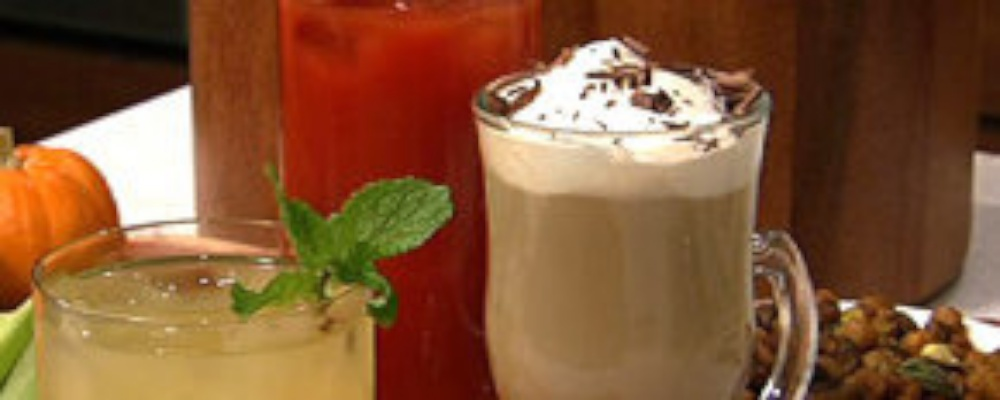 Warm and Toasty Irish Coffee