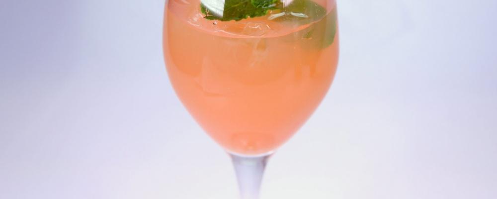 Watermelon Mint Sangria